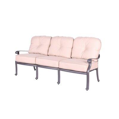 Bean Sofa with Cushions