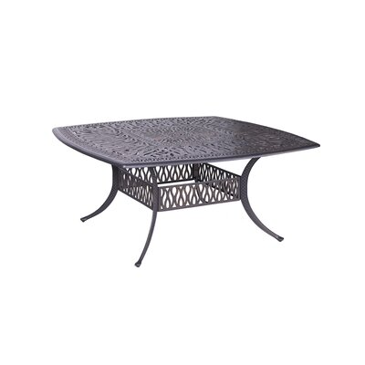 Bean Square Dining Table - Product photo