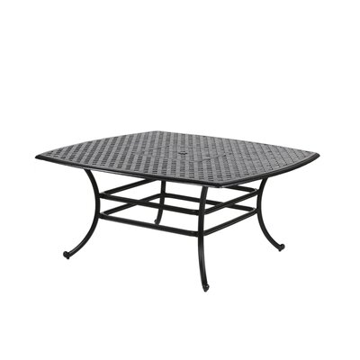 Germano Square Dining Table For 8