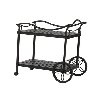 Germano Bar Serving Cart