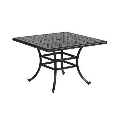 Germano Square Dining Table For 4