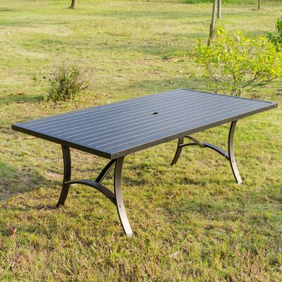 Kain Rectangle Dining Table 370 Item Photo