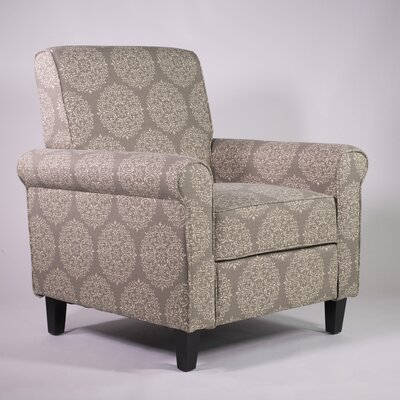 Odalis Armchair Upholstery: Gray