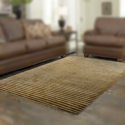 Big Jack Ground Brown Area Rug