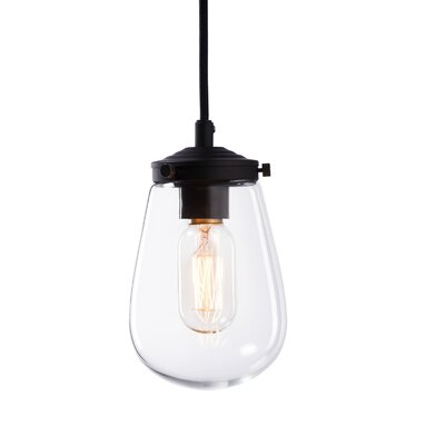 Houseknecht 1-Light Mini Pendant