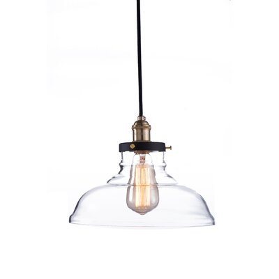 1-Light Pendant