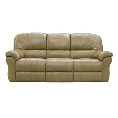 Frankfort Power Reclining Sofa Upholstery: Medium Brown