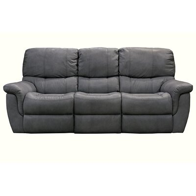 Honolulu Power Leather Reclining Sofa