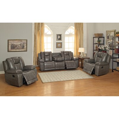 Coja Fleetwood-SCC Fleetwood 3 Piece Living Room Set