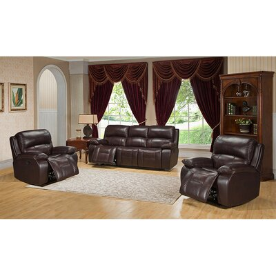 Hutsonville 3 Piece Living Room Set