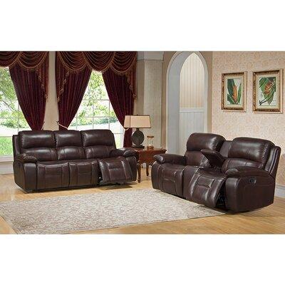 Hutsonville 2 Piece Living Room Set