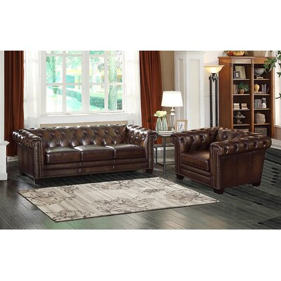 Marcello 2 Piece Living Room Set