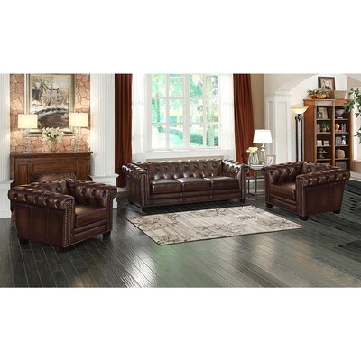 Marcello 3 Piece Living Room Set