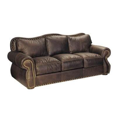 MODERN LEATHER SOFAS IN