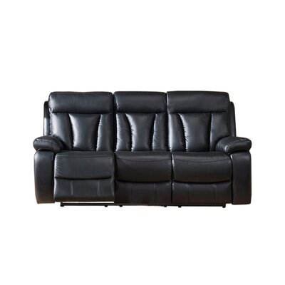 Muoi 2 Piece Leather Living Room Set
