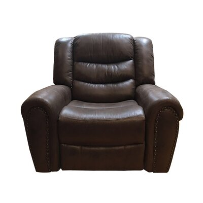 Puello Manual Recline Glider Recliner