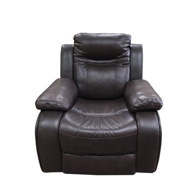Duplessy Manual Recline Glider Recliner