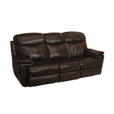 Koschwanez Leather Reclining Sofa