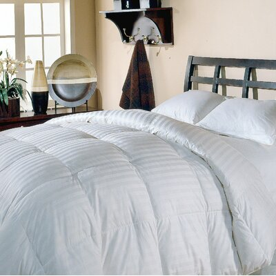 Grand All Season Down Comforter Size: Twin