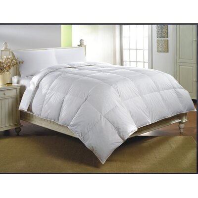Midweight Down Alternative Comforter Size: Twin