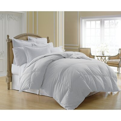 Grand Midweight Down Comforter Size: Twin XL