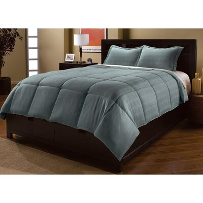 Comforter Set Size: King, Color: Slate