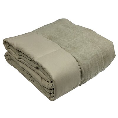 Throw Blanket Color: Beige