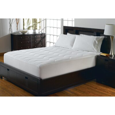 WaterProof Polyester Mattress Pad Size: Twin