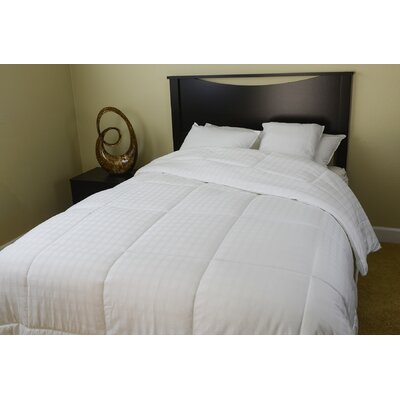 All Season Cotton Down Alternative Comforter Size: Full/Queen