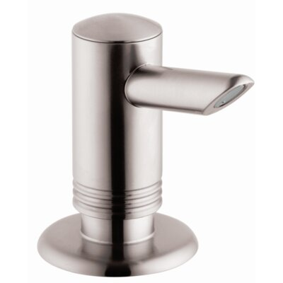 Axor Kitchen Soap Dispenser Finish: Steel