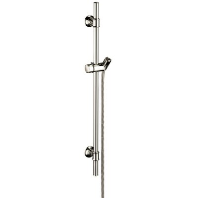 Axor Montreux 36 Wall Bar Finish: Polished Nickel