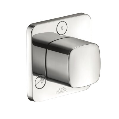 Axor Urquiola Trio/Quattro Faucet Trim Finish: Chrome
