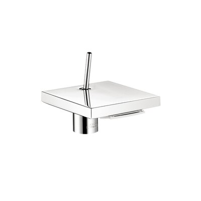 Axor Starck X Single Handle Adjustable Horizontal Spray Bidet Faucet