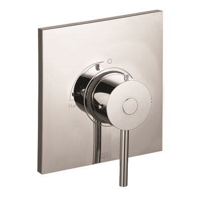 Axor Starck X Pressure Balance Faucet Trim with Lever Handle