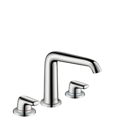 Axor Bouroullec Double Handle Widespread Bathroom Faucet