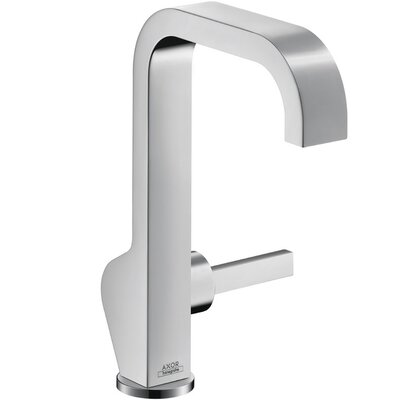 Axor Citterio Tall Single Hole Faucet Finish: Chrome