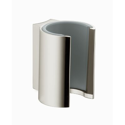 Axor Starck Porter Handshower Holder Finish: Brushed Nickel