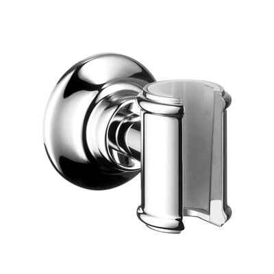 Axor Montreux Porter Handshower Holder Finish: Chrome