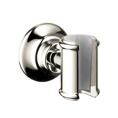 Axor Montreux Porter Handshower Holder Finish: Polished Nickel