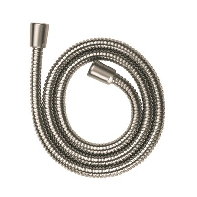 Axor Metal Showerhose Finish: Brushed Nickel
