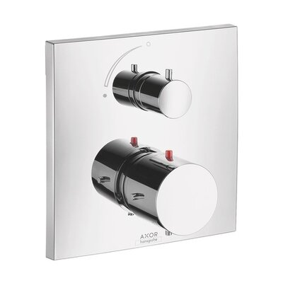Axor Starck X Trim Thermostatic with Volume Control