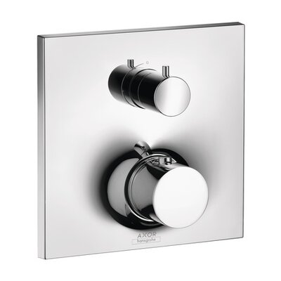 Axor Massaud Trim Thermostatic with Volume Control