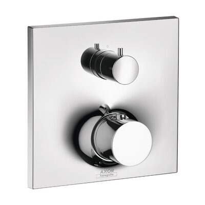Axor Massaud Trim Thermostatic with Volume Control and Diverter