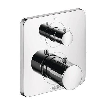 Axor Citterio M Trim Thermostatic with Volume Control and Diverter