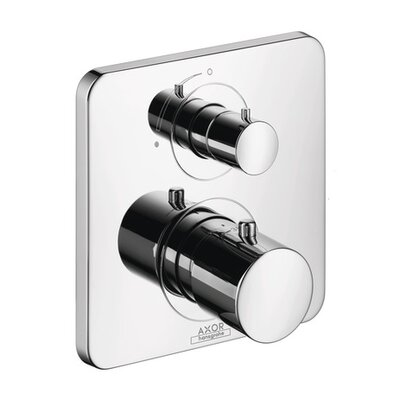 Axor Citterio M Trim Thermostatic with Volume Control Finish: Chrome