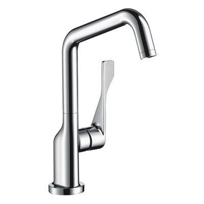 Axor Citterio Single Handle Kitchen Faucet Finish: Chrome
