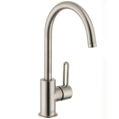 Axor Uno Single Handle Faucet Finish: Brushed Nickel