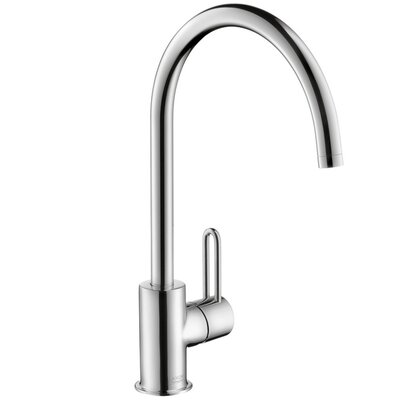 Axor Uno Single Handle Faucet Finish: Chrome