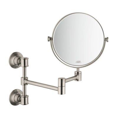 Axor Montreux Shaving Mirror Finish: Brushed Nickel 42090820