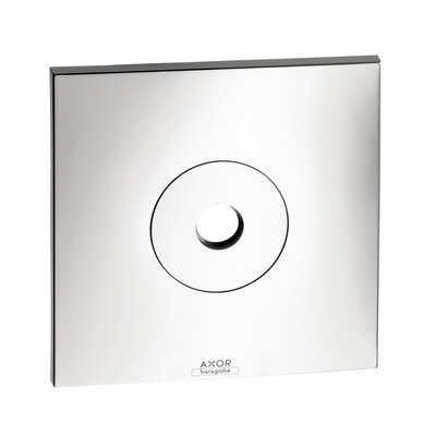 Axor Citterio Wall Plate Finish: Chrome